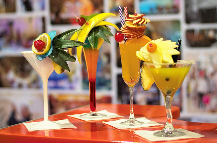 Drinkbar